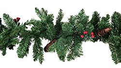 Christmas Tree Branch Garland by Clever Creations | Festive...