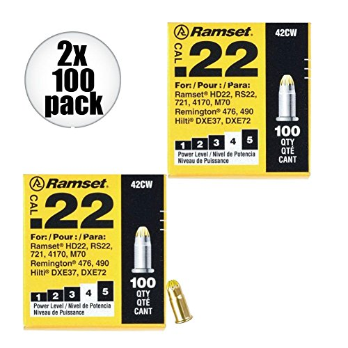 Ramset 42CW Boxes of 100 #4