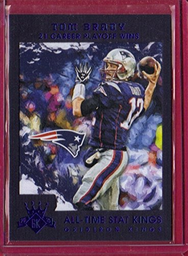 2015 Gridiron Kings Framed Blue #200 Tom Brady SK ()