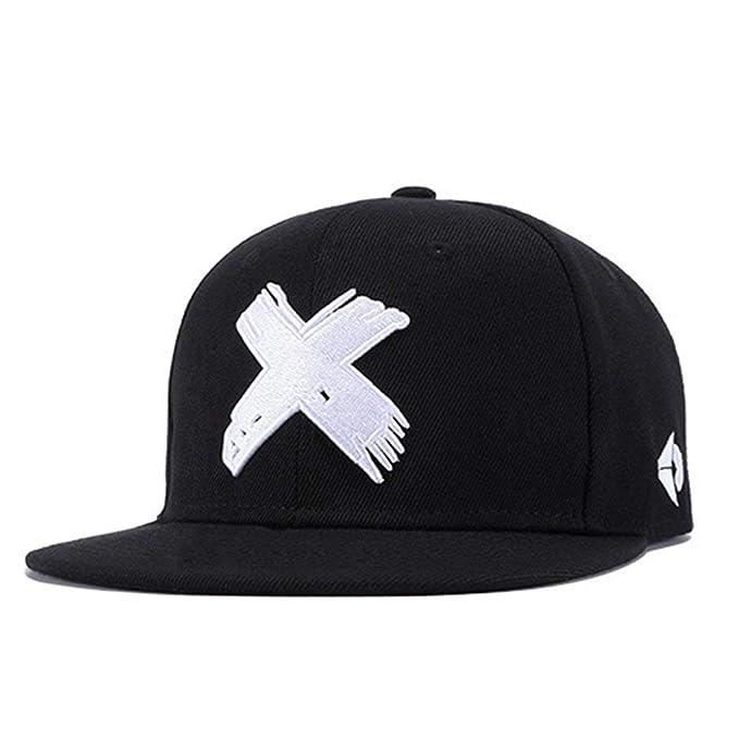 HX fashion Gorra De Béisbol De Damas para Hombre. Estampado Deportivo  Tamaños Cómodos Al Aire 2d6fa213eea
