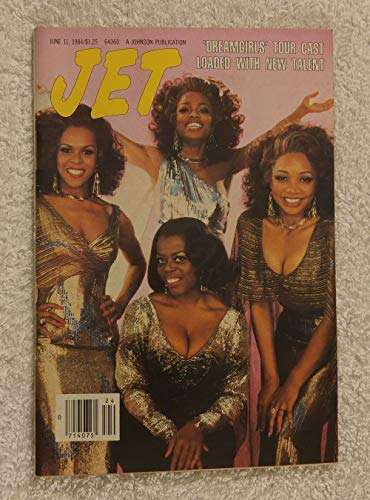 Dreamgirls Tour Cast Loaded with New Talent - Jet Magazine - June 11, 1984
