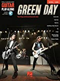 Green Day: Guitar Play-Along Volume 165 Bk/Online Audio