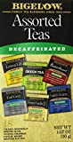 Bigelow Tea Decaf 6 Variety 18 Bags (Pack of 3)