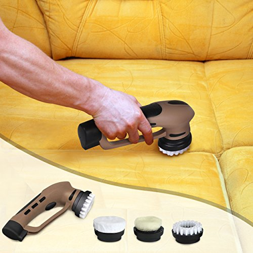 zigabob electric shoe polisher shoe shine kit brown buy online in uae kitchen products in. Black Bedroom Furniture Sets. Home Design Ideas