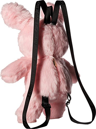 Luv Betsey Women's Fluf Cotton Backpack Pink One Size by Luv Betsey (Image #1)
