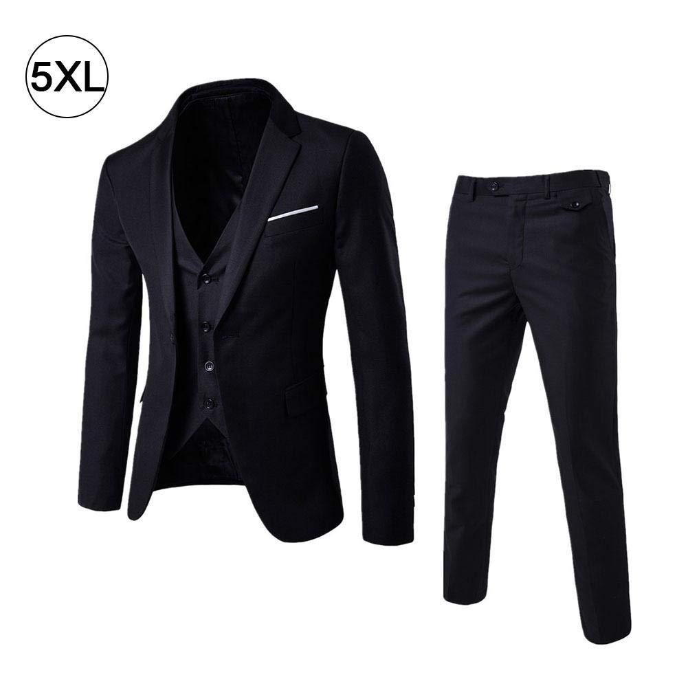 Tute Da Uomo Tuta Da 3 Pezzi Tuta Da Cerimonia Classica Da Smoking Tuxedo Formale Giacca Da Lavoro Pantaloni Tuta Da Banchetto
