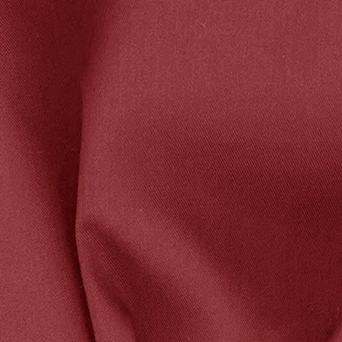 (SlipcoverShop Cranberry Red Twill Futon Cover Full 198)