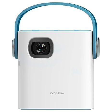 Mini Proyector 2000 lúmenes Proyector de video portátil ...