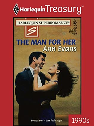 book cover of The Man for Her