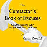 img - for The Contractor's Book Of Excuses book / textbook / text book