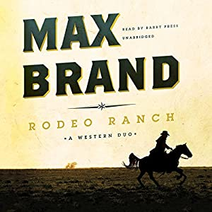 Rodeo Ranch Audiobook