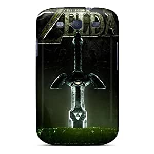 High-end Case Cover Protector For Galaxy S3(the Legend Of Zelda)