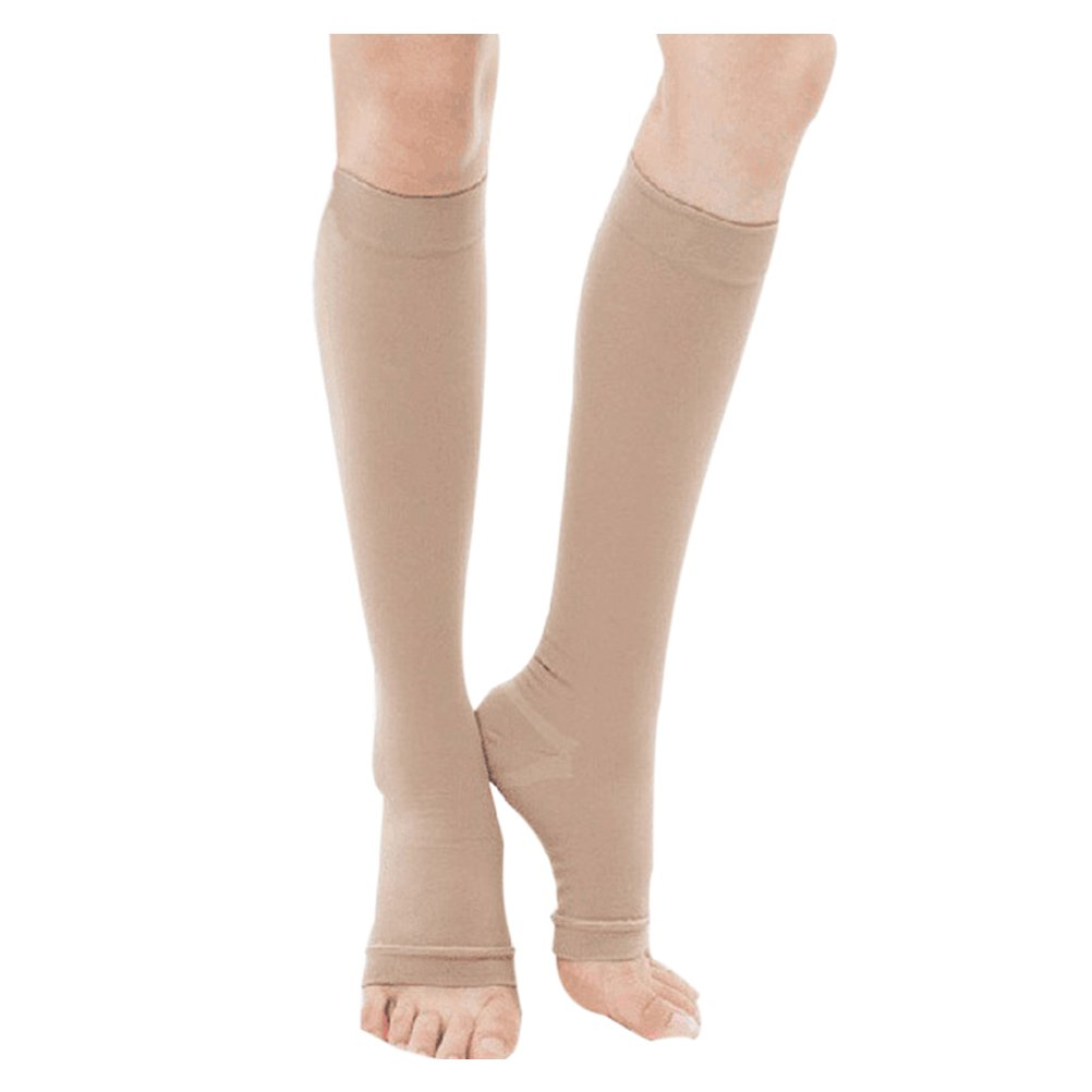 Meijunter Knee High Medical Compression Maternity Stockings Class 3 (40-50 mmHg) Ltd.
