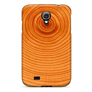 JHT5285dVwx Tpu Case Skin Protector For Galaxy S4 Wood With Nice Appearance