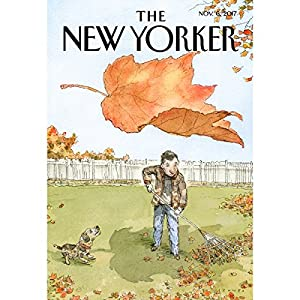 The New Yorker, November 6th 2017 (Luke Mogelson, Nicola Twilley, Kathryn Schulz) Periodical