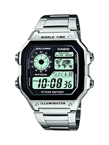 Reloj Casio para Hombre AE-1200WHD-1AVEF