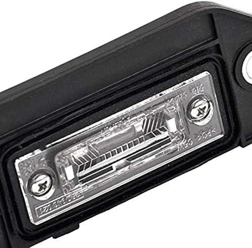 Tapa para maletero de coche con luz de matr/ícula 1Td827574A 1T0827574L para Passat Touran Kamenda