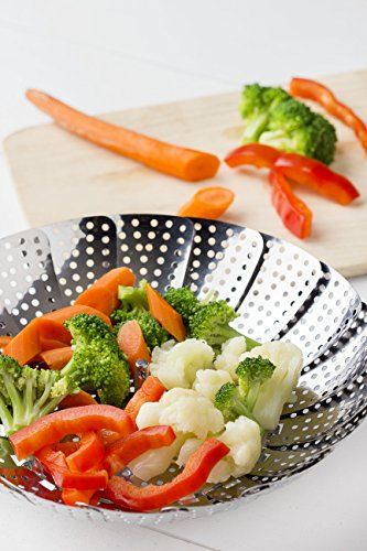 Buy the best vegetable steamer