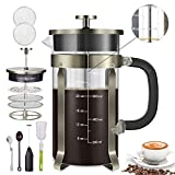 Best French Presses - Homost French Press Coffee Maker 34 oz 8 Review
