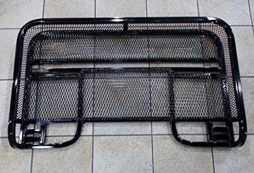 (New 2007-2016 Honda TRX 420 TRX420 Rancher ATV Rear Basket Rear Carrier)