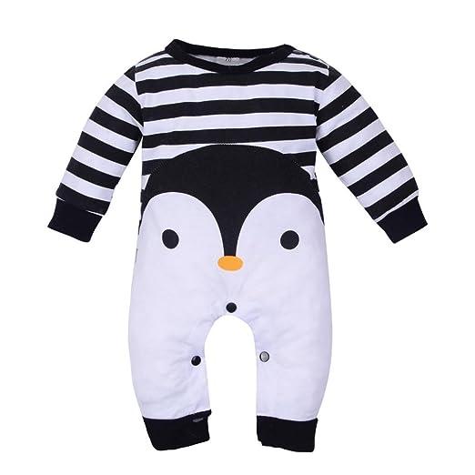 ff91ef0e5 Amazon.com  Penguin Costume for Baby, Misaky Newborn Girl Boy ...