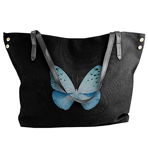 V SHOW Men's Shoulder Bag (Black) - 5