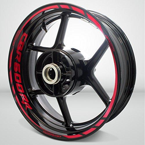Honda Motorcycle Rims - 5