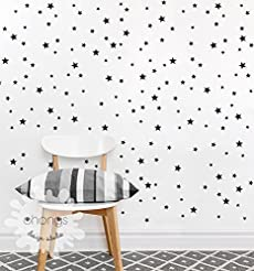 A Star in the room/Star wall decal/Mini ...