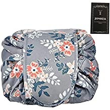 Lazy Make Up Makeup Bag, Portable Travel Large Drawstring Bag Storage Cosmetic Bags for Women Artist Bags Organizer