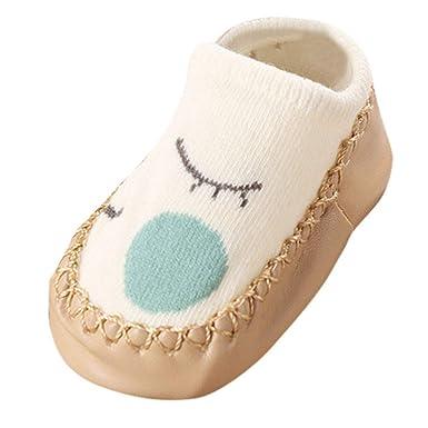 Baby Sock//// Newborn Baby Boys Girls Cartoon Ears Floor Socks Anti-Slip Baby Step Socks Newest!!