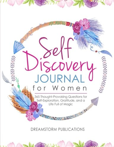 Self Discovery Journal for Women: 365 Thought-Provoking Questions for Self-Exploration, Gratitude, and a Life Full of Magic (Guided Prompt Journal) (Volume 2) Discovery Journal