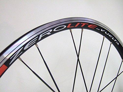 26 inch Vuelta Zerolite Comp SE Shimano Hubs ATB Wheel Set for Rim Brakes