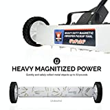 Neiko 53416A Magnetic Pick-Up Sweeper with Wheels