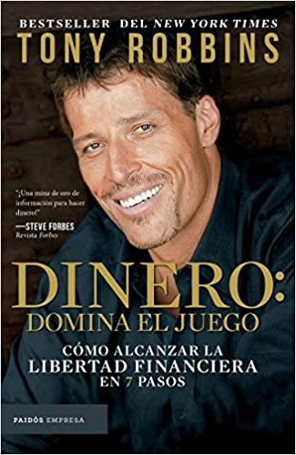 Dinero: domina el juego (Spanish Edition): Tony Robbins: 9786077475026: Amazon.com: Books