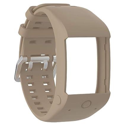 Correa de silicona suave silicona reloj banda para muchos ...