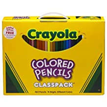 Crayola Colored Pencils Classpack 462-Count