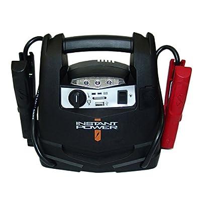 Schumacher Electric 600 Peak-Amp Jump Starter, XP600 (Certified Refurbished)