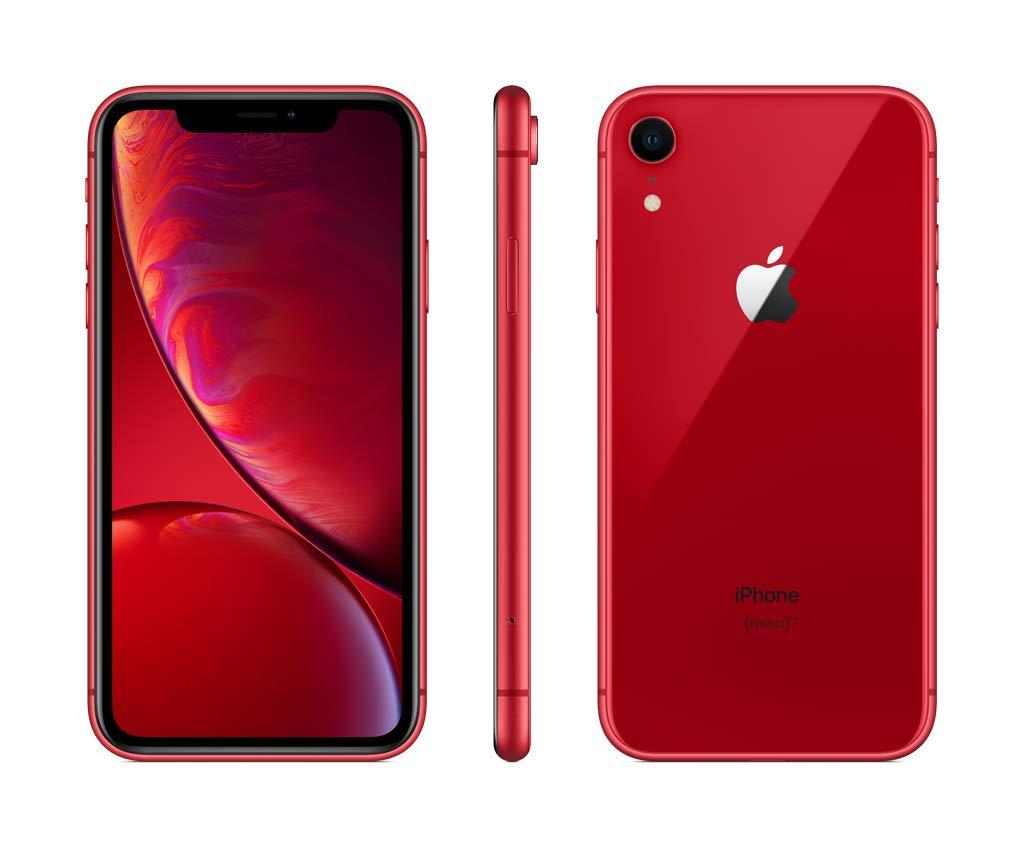 Apple iPhone XR (64GB) - (PRODUCT)RED [works exclusively with Simple Mobile] by Apple (Image #5)