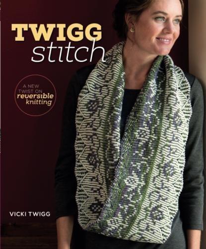 (Twigg Stitch: A New Twist on Reversible Knitting)
