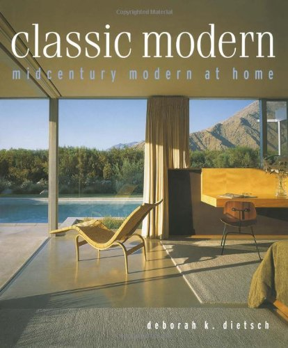Classic Modern: Midcentury Modern At Home 51YD 2BpExcuL