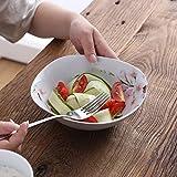 VEWEET 24-Piece Ceramic Dinnerware Set Porcelain