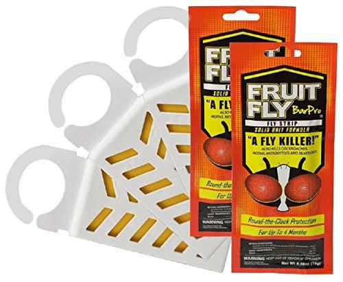 Fruit Fly Control (Fruit Fly BarPro Fly Control Strip - Net Wt 0.56 oz)