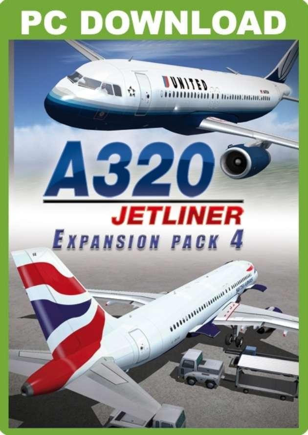 A320 Jetliner Expansion Pack 4 [Download]