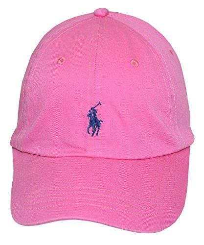 RALPH LAUREN Polo Baseball Cap Pink