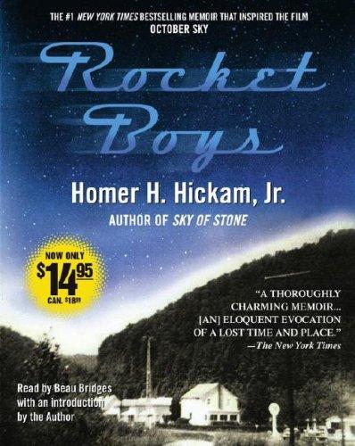 Rocket Boys: A Memoir by Simon & Schuster Audio