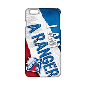 Fortune new york rangers 3D Phone Case for iPhone 6 plus