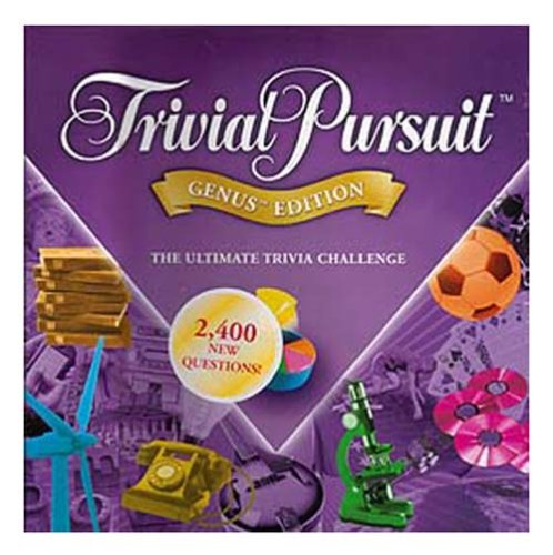 trivial pursuit genus