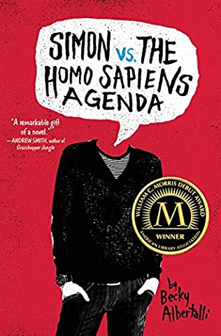 book cover of Simon Vs. the Homo Sapiens Agenda