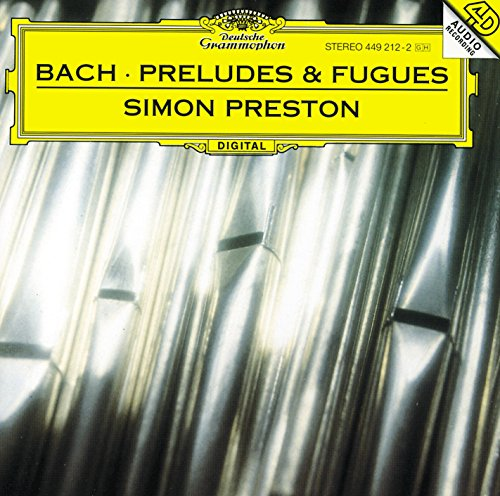J.S. Bach: Prelude And Fugue In B Flat Major, BWV 560 (App. B) (Prelude And Fugue In B Flat Major Bach)