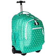 JanSport Driver 8 Backpack Seafoam Green